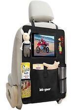 Backseat Car Organizer + iPad and Tablet Holder By Lebogner