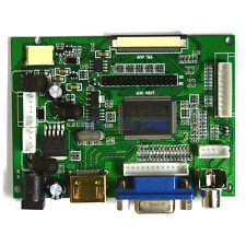 PCB800099 LCD Controller Board HDMI VGA AV For Drive LVDS/TTL Display Screen
