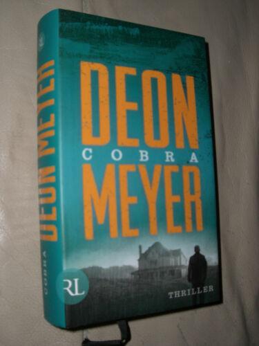 1 von 1 - Deon Meyer: Cobra (Gebundene Ausgabe)