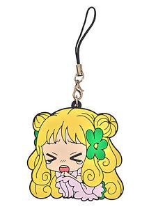 One Piece PVC Strap Keychain Dressrose Girls Series ~ Princess Mansherry OP002