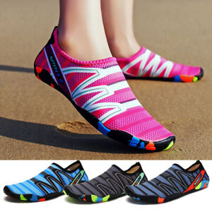 Mens-Womens-Unisex-Water-Shoes-Barefoot-Swim-Diving-Surf-Aqua-Quick-Dry-Beach