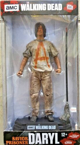 SAVIOR PRISONER DARYL (THE WALKING DEAD TV) MCFARLANE 7 ACTION FIGURE NIB
