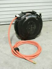 Reelcraft Retractable Composite Hose Reel 50 Ft X 12 In Sha3850 Olp Damage