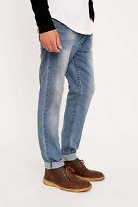 Cheap-Monday-x-Urban-Outfitters-Tight-T2-Skinny-Jeans-Blue-W32-L32-RRP-49