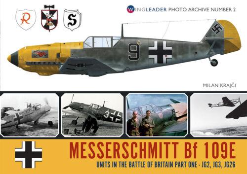 Messerschmitt Bf 109E units in the Battle of Britain part 1