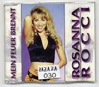 Rosanna Rocci Maxi-CD Mein Feuer Brennt - 2-track CD