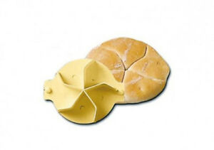 GASPODINI STAMPO per PANE HALLOWEEN Ø 8 cm Bread mold moule pain
