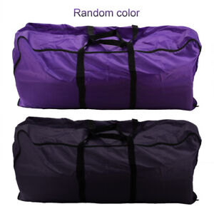 Details About Waterproof Polyester Hay Bale Storage Bag Camping Gear Outdoor Purple