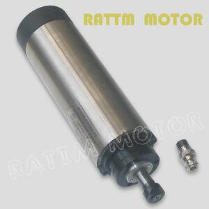 1.5KW ER11 110V Water Cooled CNC Spindle Motor 24000rpm Engraving Milling Grind