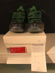 Nike Air Foamposite PRO PRM - Oregon - 100% Original W/ Receipt - SZ 9.5