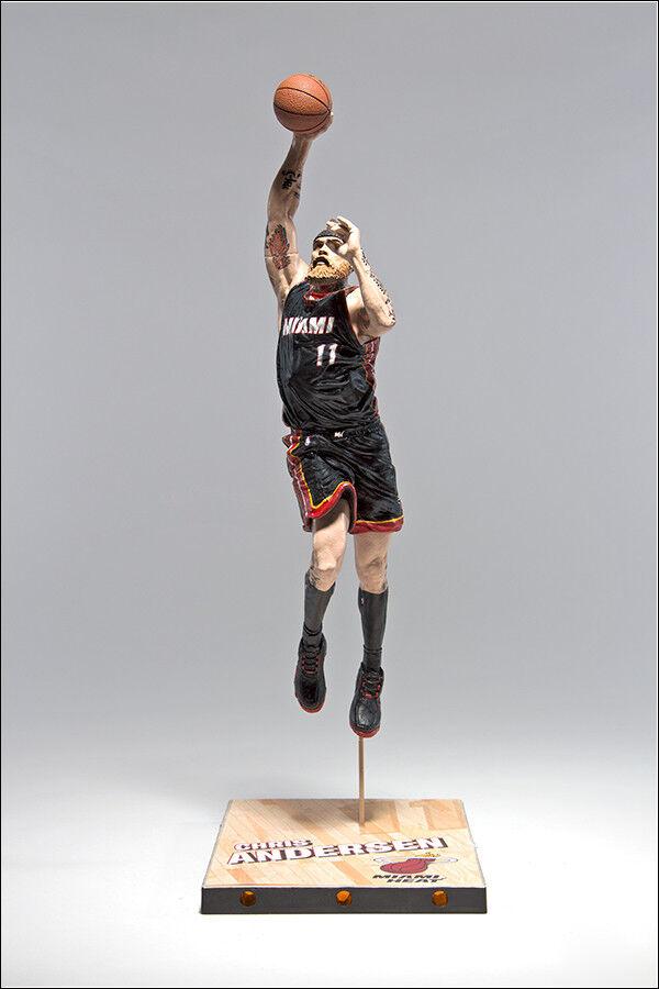 McFarlane NBA 26 26 26 - Miami Heat - Chris Andersen - Figura - NUEVO   embalaje 933f15