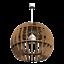 LAMPARA-DE-TECHO-COLGANTE-EN-CARToN-DIY-V03-59x59x55-CM miniatura 4