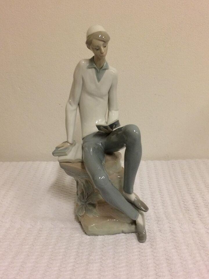 Porcelæn, Hebrew Student 1970-85, Lladro