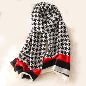 Scarf-silk-scarf-women-Beach-shawls-Foulard-cover-luxury-brand-wraps-bandanna