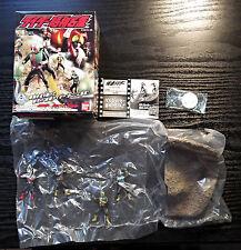 2008 Bandai Kamen Masked Rider Showa Chronicle New No.2 Shocker Popy Chogokin NY