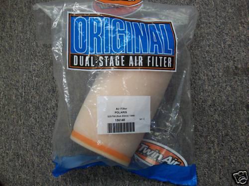 NEW TWIN AIR FILTER POLARIS 800 700 X2 SPORTSMAN 500 6X6 2005 2006 2007 2008 09