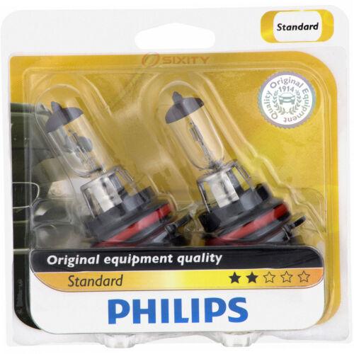 Philips High Low Beam Headlight Light Bulb for Ford F-250 E-150 Econoline sd