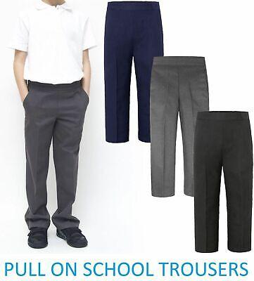 2 Pack Zeco Girls School Uniform Long Sleeve Blouse Shirt Wear 36 38 40 42 44 46