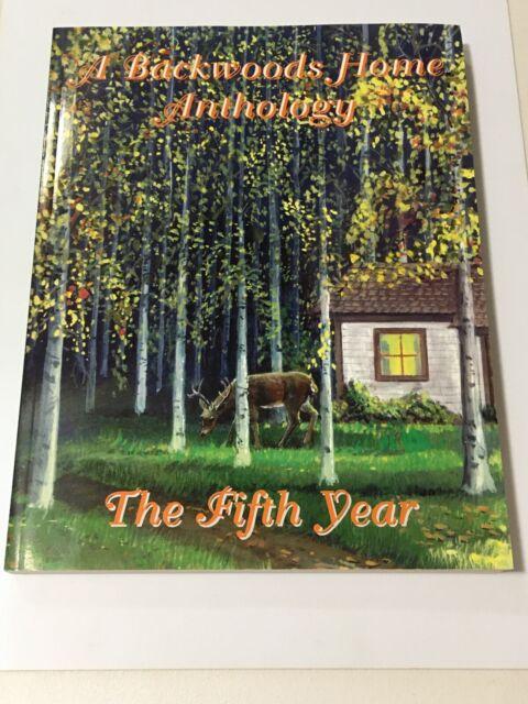 Sustainable Living DIY Book Magazine Backwoods Home ...