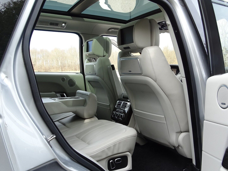 Land Rover Range Rover Sport 5,0 SCV8 Autobiography aut. - billede 11