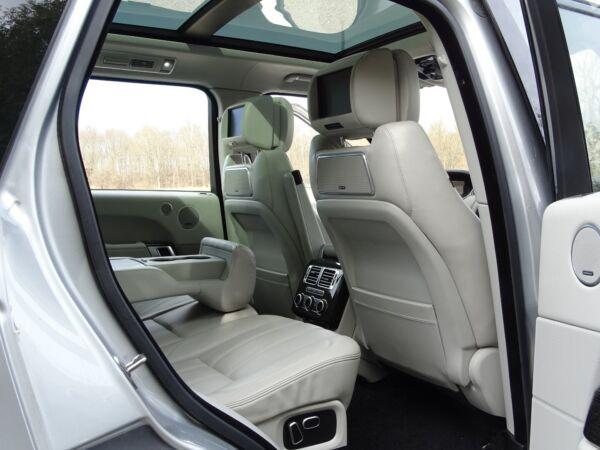 Land Rover Range Rover Sport 5,0 SCV8 Autobiography aut. billede 11