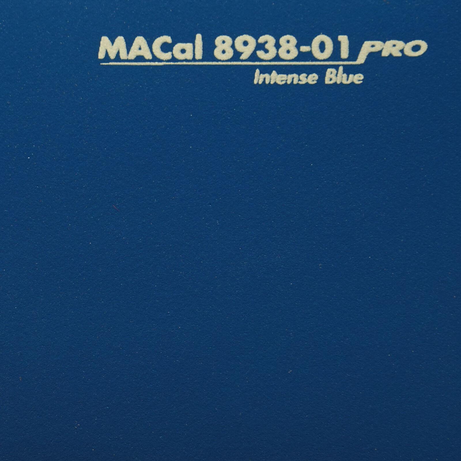 50 50 50 M (/m) film adhésif pour meubles, mobilier film intensivblau Mat 61,5 CM 0d19a7