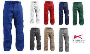 Bundhose-Arbeitshose-QUALITY-DRESS-Kuebler-Form-2618-Groessen-24-110-in-8-Farben