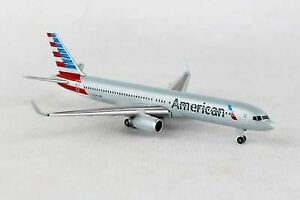 Herpa Wings 530125 American Airlines Boeing 757-200 1/500 Scale Diecast  Model