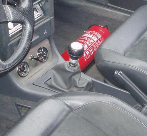 Cuir Gear Shift Gaiter Cover Housse Fit PEUGEOT 405 1987-1996