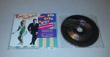 Single CD  Tina und die Caprifischer - Hey, Let's Twist  3.Tracks  1992  11/15