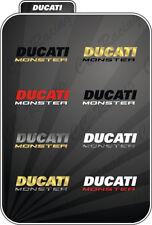 Adesivo Ducati monster 1100 evo 1100S 696 796 s2r s4r s4rs 600 750 900 1000 620
