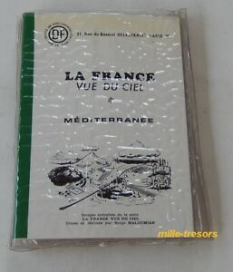 Livret-30-DIAPOSITIVES-La-FRANCE-vue-du-CIEL-MEDITERRANEE
