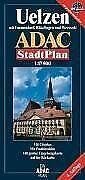 ADAC Stadtpläne, Uelzen mit Emmendorf, Rätzlingen... | Buch | Zustand akzeptabel