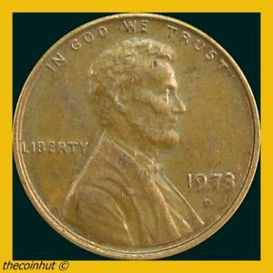 Lincoln-Cent-Memorial-Penny-1973-D-US-Coins-Coinhut2975