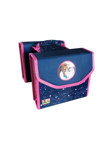 PFERDEFREUNDE Packtasche Doppelpacktasche Doppeltasche Gepäcktasche NEU 844088