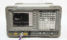 Hp Agilent E4408b Esa L 9 Khz To 265 Ghz Spectrum Analyzer Opt B72 1d5 Ax