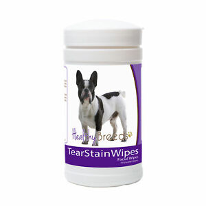 Healthy Breeds French Bulldog Tear Stain Wipes 70 Ct 840235152958 Ebay
