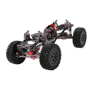Aluminum-Alloy-RC-Rock-Crawler-Chassis-Frame-Kit-for-1-10-Axial-SCX10-4WD-Car