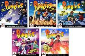 5-CDs-DIE-PUNKIES-HORSPIEL-CD-11-15-11-12-13-14-15-im-Set-NEU-OVP