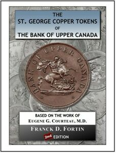 The-St-George-Tokens-of-the-Bank-of-Upper-Canada-1850-1857-2nd-Ed-2018