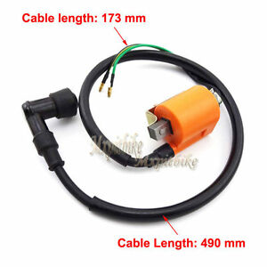 12V Performance Ignition Coil For SSR 50cc 110 125cc Pit