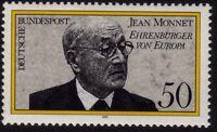 W Germany 1977 Jean Monnet SG 1816 MNH