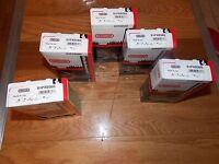 5 91px056g Oregon 16 Low-kick Chainsaw Chains 3/8 Lp .050 (1.3mm) 56 Dl S56