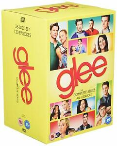 Details about Glee - Season 1-6 (DVD)