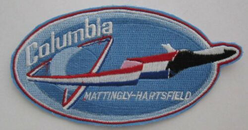 NASA SPACE SHUTTLE COLUMBIA STS-4 Patch   approx 5 inch
