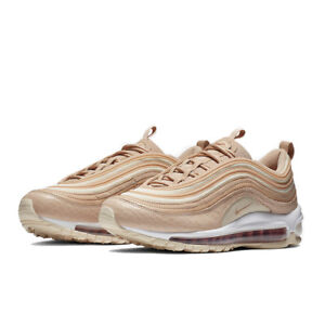 d7d94509586a Nike Womens Wmns Air Max 97 LX Bio Beige Light Carbon Running Shoes ...