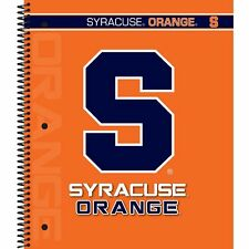 Lot Of 11 Cr Gibson 5 Subject Spiral Notebook College Ruled Syracuse Orange