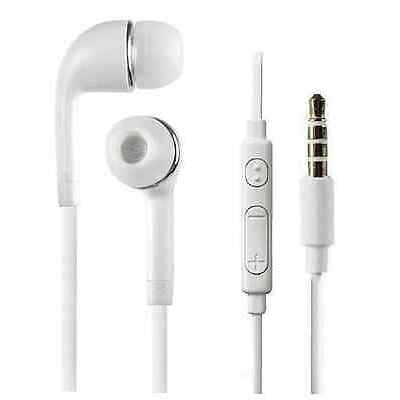 Stereo Headset Earbud Earphones w/Mic for Samsung  Galaxy S6 S5 S4 S3 Note 2 3 4