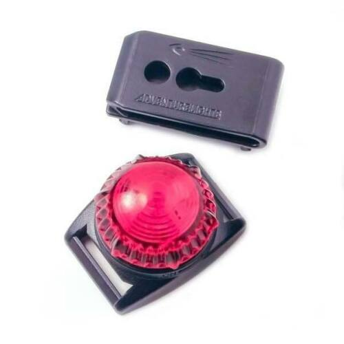 Adventure Lights NO RETAIL PACKAGING RED - Guardian LED Expedition Light