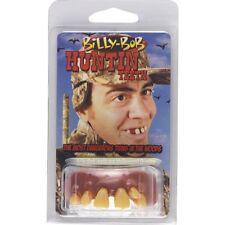 Unisex Hillbilly False Teeth Fancy Dress Accessory Stag Hen Halloween Horror